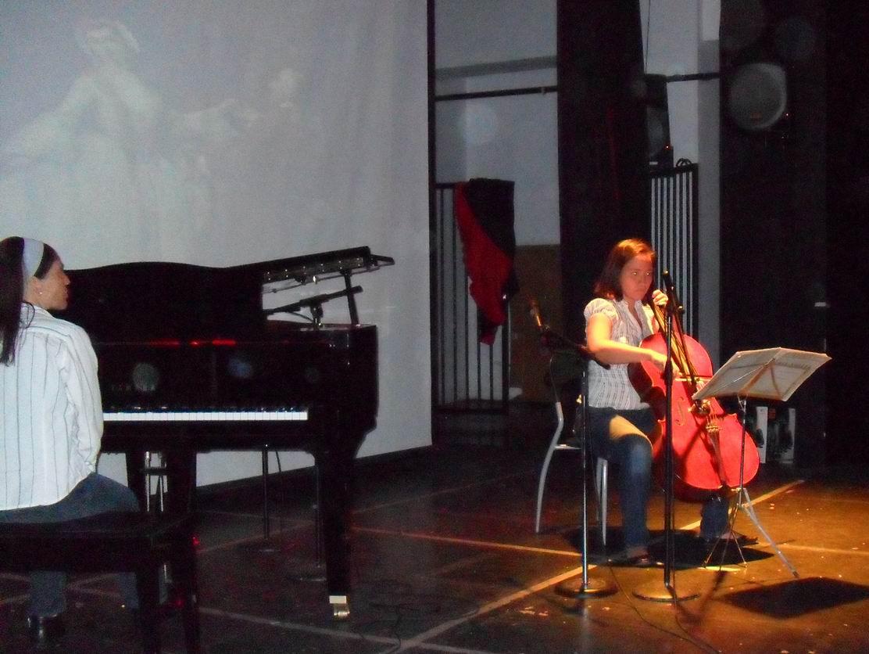 Concerts didactiques musique de chambre colegio for Bach musique de chambre