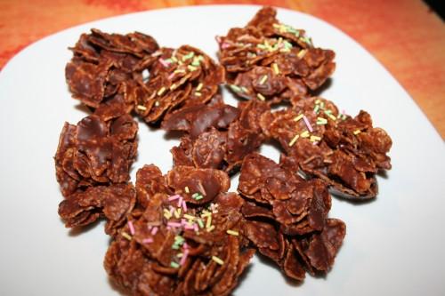 chocolat tupperware végétaline