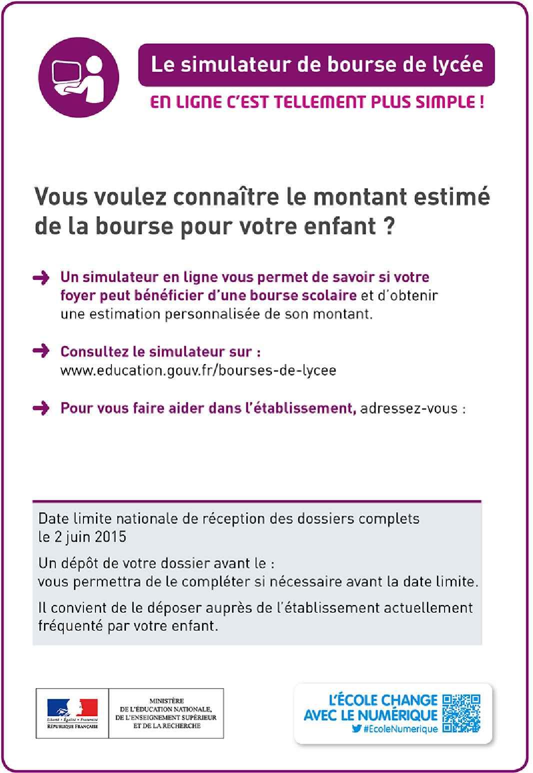 Simulateur De Bourse Au Lycee Site Du College Beauregard De La