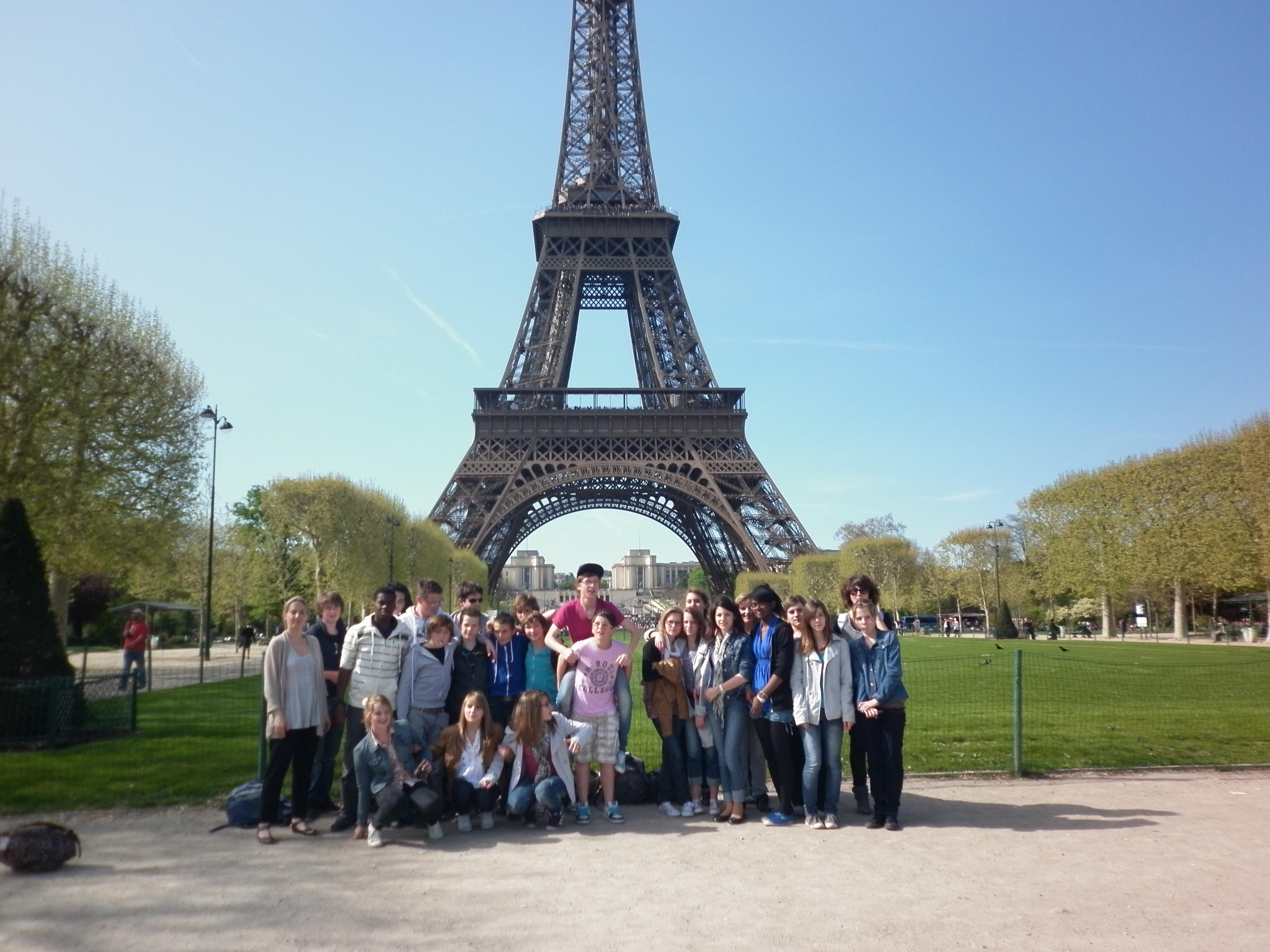 Classe m di paris site du coll ge g rard philipe for Jardin royal niort