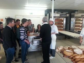Visite niort du lp gaston barr et du campus des m tiers - Cfa versailles cuisine ...