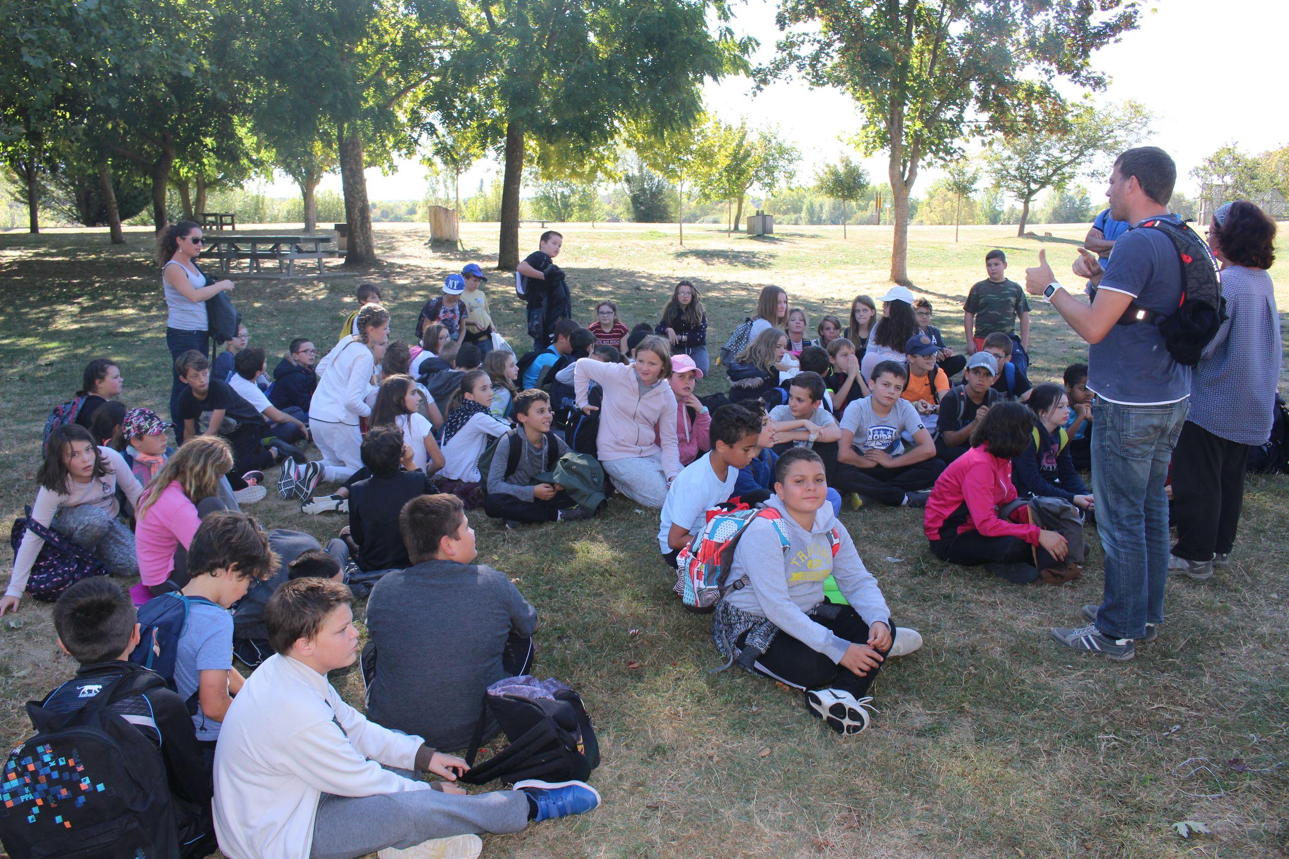 02c7d78706064d Voyage d intégration des élèves de 6° - Site du collège Joachim du ...