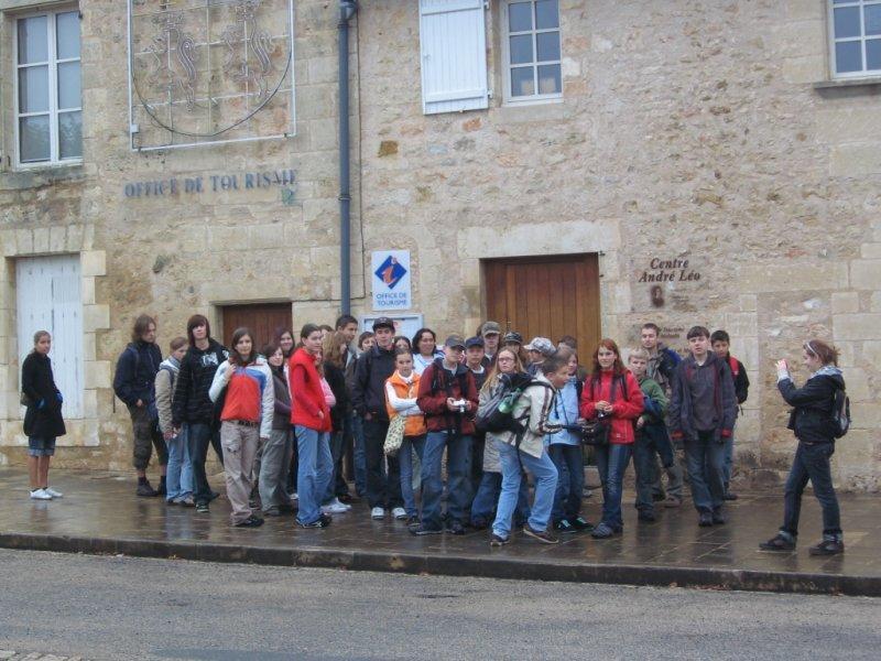 Site du collège du bois damour