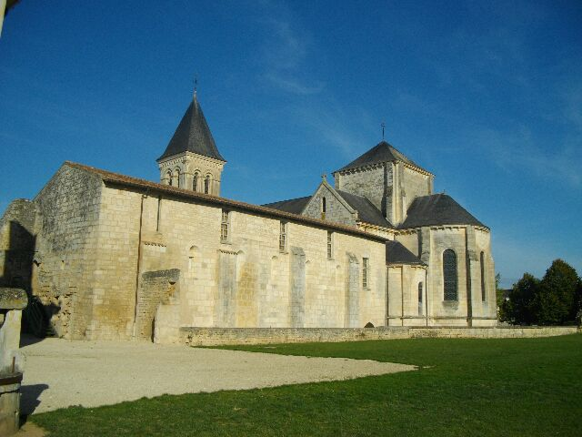 Visite de l'Abbaye de Saint Antoine – Classe de 5ème ...