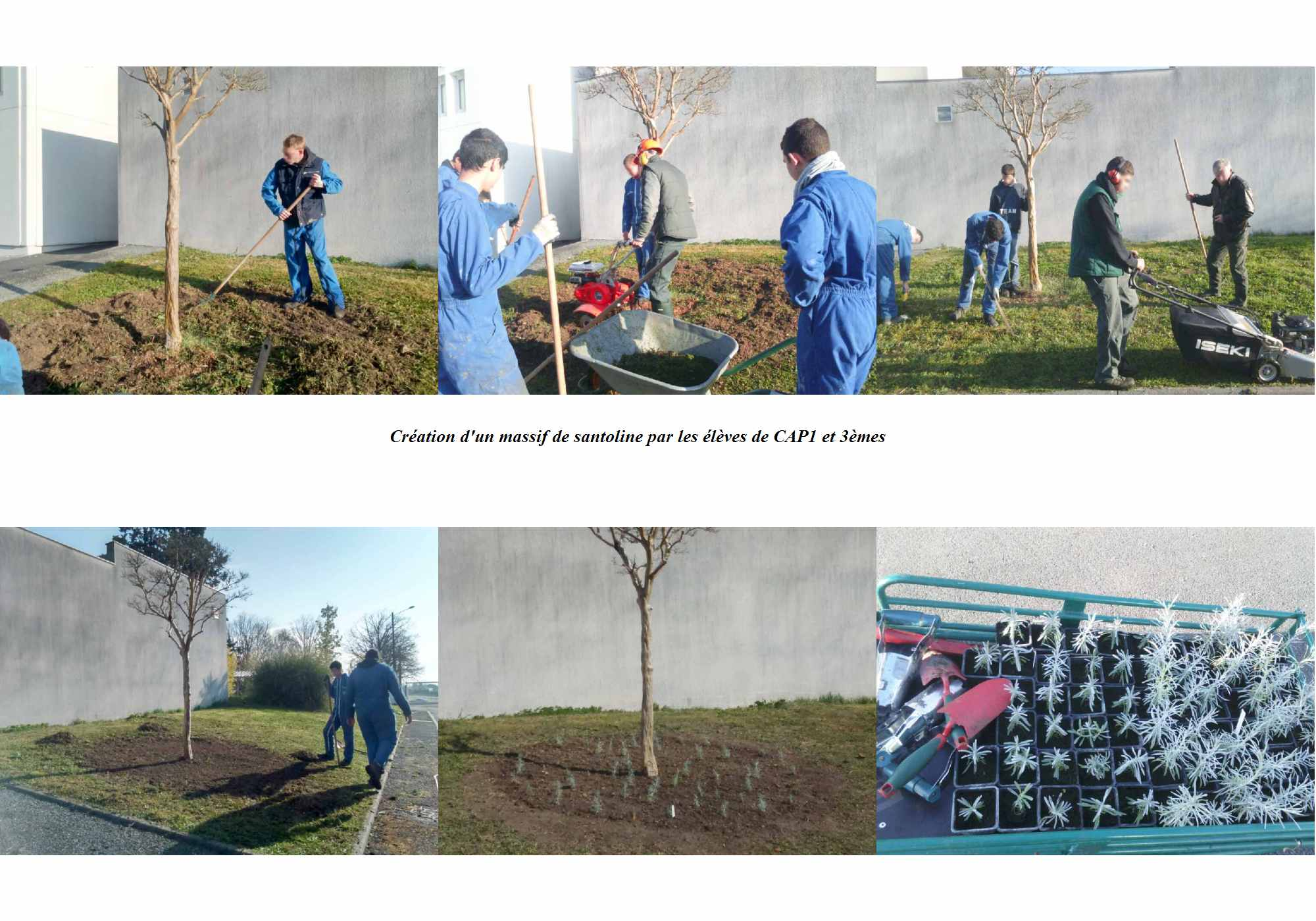 L gant formation jardinier paysagiste id es de salon de - Salon de jardin hesperide santo pietro ...
