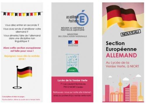 lettre de motivation pour section europ u00e9enne allemand