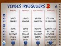 Verbes Irreguliers Classes Une Liste Pratique 5 4 3 Site Du College Jean Hay De Marennes Pedagogie Academie De Poitiers